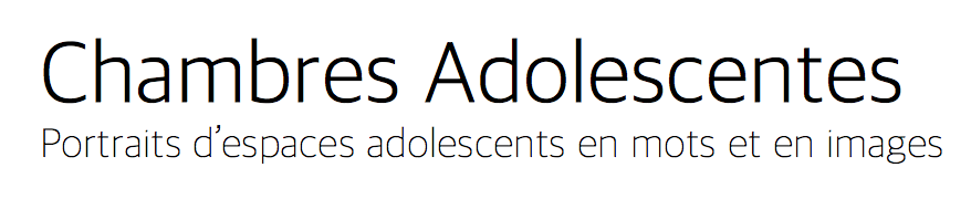 Chambres Adolescentes